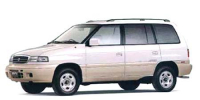 マツダ MPV 1997年11月モデル
