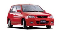 マツダ デミオ 2001年11月モデル