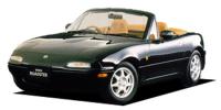 ユーノス ユーノスロードスター 1995年8月モデル