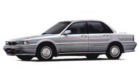 三菱 ギャラン 1990年10月モデル
