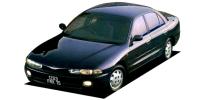 三菱 ギャラン 1992年5月モデル