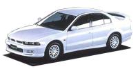 三菱 ギャラン 1997年11月モデル