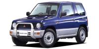 三菱 パジェロミニ 1996年6月モデル