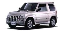 三菱 パジェロミニ 1999年10月モデル