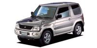 三菱 パジェロミニ 2001年10月モデル