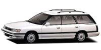 スバル レガシィツーリングワゴン 1989年2月モデル