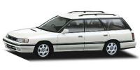 スバル レガシィツーリングワゴン 1989年10月モデル