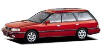 スバル レガシィツーリングワゴン 1990年5月モデル