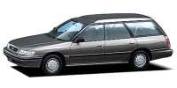スバル レガシィツーリングワゴン 1991年6月モデル