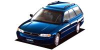 スバル レガシィツーリングワゴン 1994年6月モデル