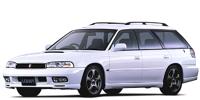 スバル レガシィツーリングワゴン 1996年6月モデル