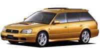 スバル レガシィツーリングワゴン 1998年6月モデル