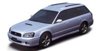 スバル レガシィツーリングワゴン 2001年5月モデル