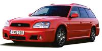 スバル レガシィツーリングワゴン 2002年8月モデル