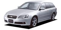 スバル レガシィツーリングワゴン 2004年4月モデル