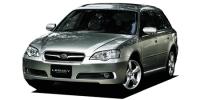 スバル レガシィツーリングワゴン 2004年5月モデル