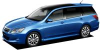 スバル エクシーガ 2010年8月モデル
