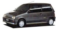 ダイハツ ミラ 1990年11月モデル