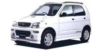 ダイハツ テリオスキッド 2000年1月モデル