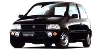 スズキ セルボ・モード 1990年7月モデル