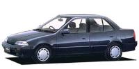 スズキ カルタスエスティーム 1990年7月モデル