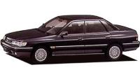 いすゞ アスカ 1992年6月モデル