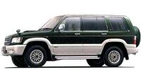 いすゞ ビッグホーン 1999年10月モデル