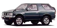 いすゞ ミュー 1997年5月モデル