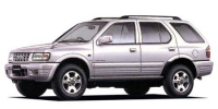 いすゞ ウィザード 1999年2月モデル