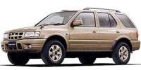 いすゞ ウィザード 2001年5月モデル