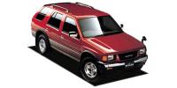 いすゞ ミューウィザード 1995年12月モデル