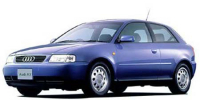 アウディ A3 1998年4月モデル