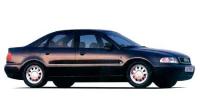 アウディ A4 1995年10月モデル