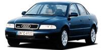 アウディ A4 1999年10月モデル