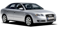アウディ A4 2006年3月モデル