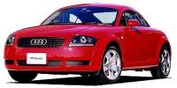 アウディ TTクーペ 2001年1月モデル
