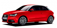 アウディ A1 2012年1月モデル