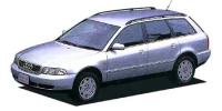アウディ A4アバント 1996年10月モデル
