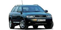 アウディ オールロードクワトロ 2003年1月モデル