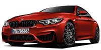 BMW M4 2017年8月モデル