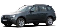 BMW X3 2008年1月モデル