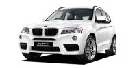 BMW X3 2012年9月モデル
