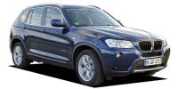 BMW X3 2014年4月モデル