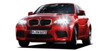 BMW X6 M 2012年6月モデル