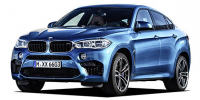 BMW X6 M 2015年7月モデル