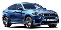 BMW X6 M 2017年10月モデル