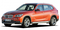 BMW X1 2014年4月モデル