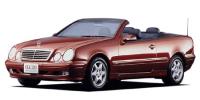 メルセデス・ベンツ CLK 2001年1月モデル