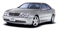 メルセデス・ベンツ CLK 2001年7月モデル