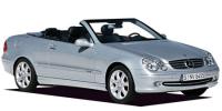 メルセデス・ベンツ CLK 2004年8月モデル
